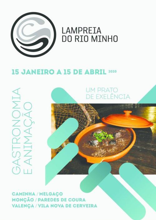 MELGAÇO – LAMPREIA DO RIO MINHO 2020