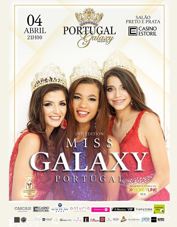 MISS GALAXY PORTUGAL 2020 | CASINO ESTORIL