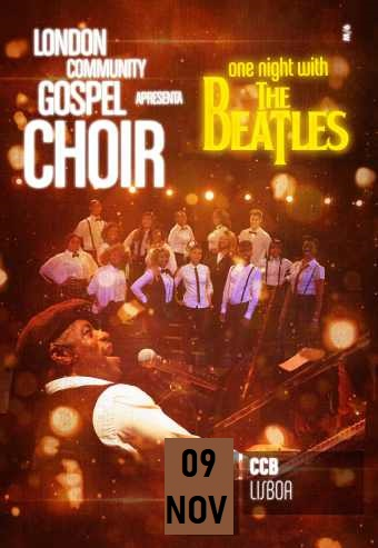 LCGC: PRESENTS NIGHT WITH THE BEATLES | CCB