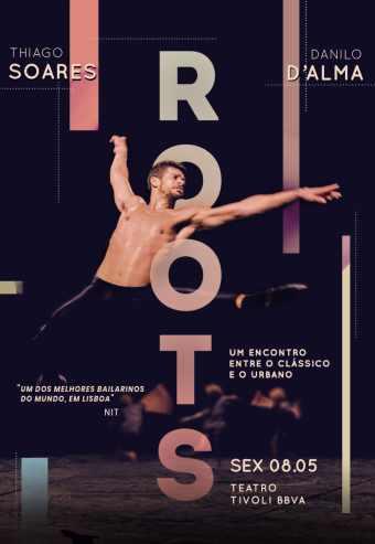 ROOTS | THIAGO SOARES E DANILO D'ALMA | TEATRO TIVOLI BBVA