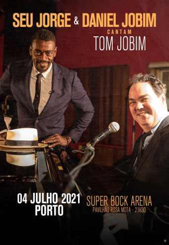 SEU JORGE & DANIEL JOBIM | CANTAM TOM JOBIM