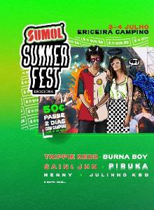 SUMOL SUMMER FEST 2020 | ERICEIRA