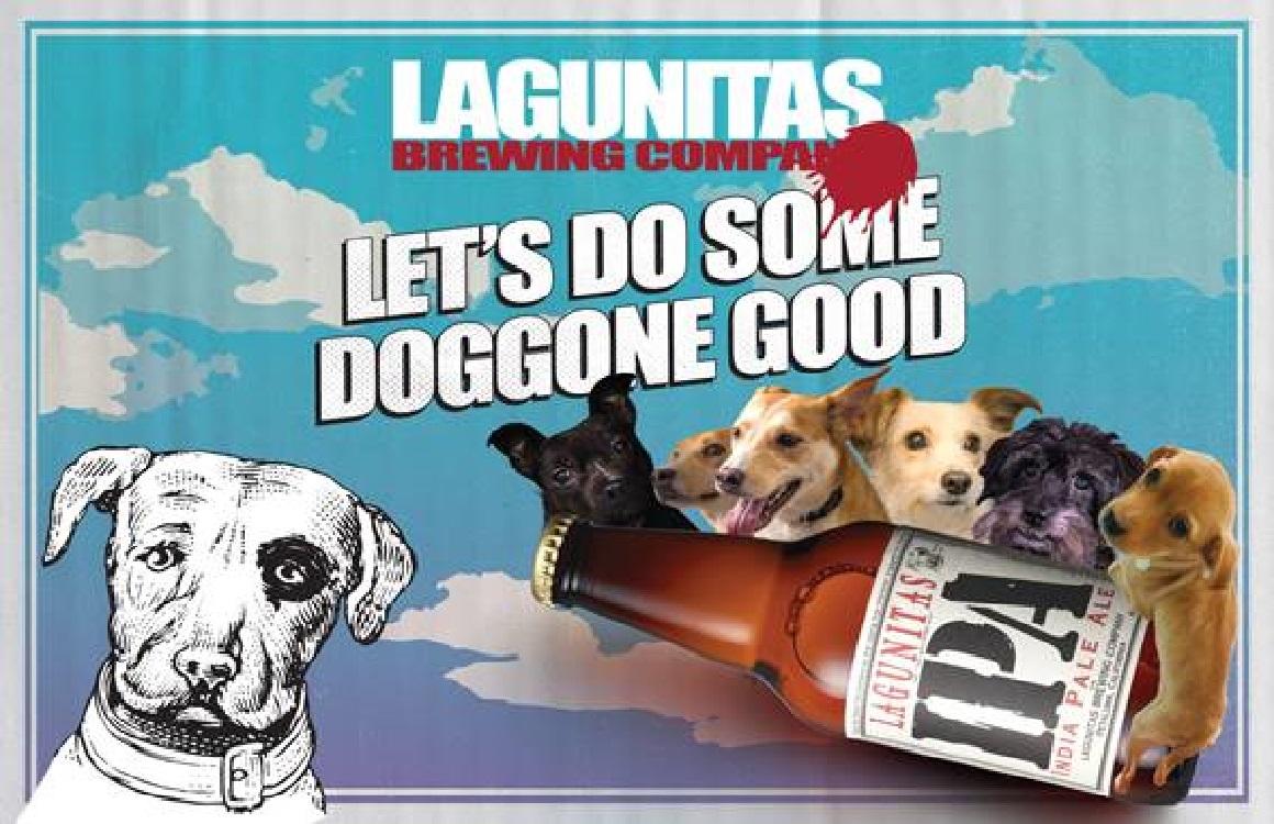 A marca de cerveja Lagunitas associa-se à SOS Animal em tempo de Covid-19, pois a cervejeira de Petaluma, na Califórnia, há muito que é uma marca dog friendlyque acredita que as relações com os cães são relações de humanidade.