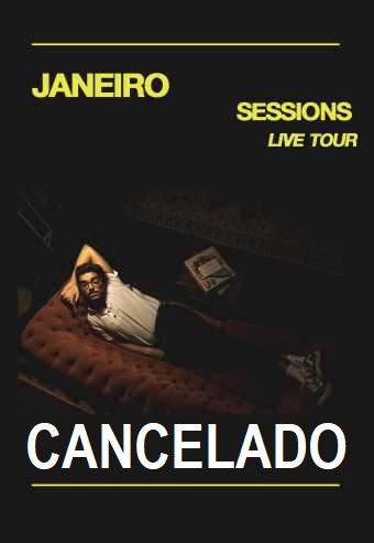 MIGUEL ARAÚJO | JANEIRO SESSIONS LIVE TOUR