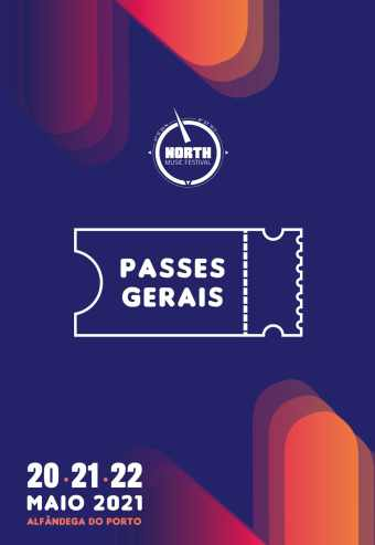 NORTH MUSIC FESTIVAL 2021 – PASSE | PORTO