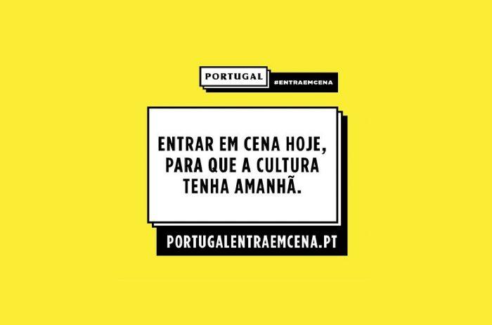 A Sagres associou-se ao Portugal #EntraEmCena, um movimento nacional, marketplace digital, onde os artistas podem lançar ideias e obter investimento para a fase de conceção e desenvolvimento.