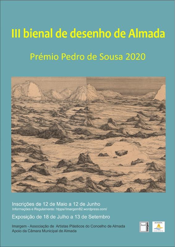 III Bienal de Desenho de Almada – Prémio Pedro de Sousa 2020