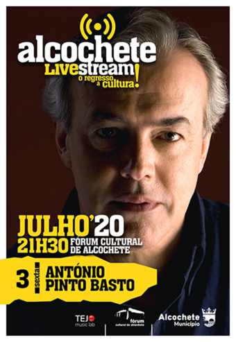 ALCOCHETE LIVE STREAM – ANTÓNIO PINTO BASTO