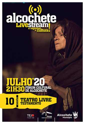 ALCOCHETE LIVE STREAM – TEATRO LIVRE