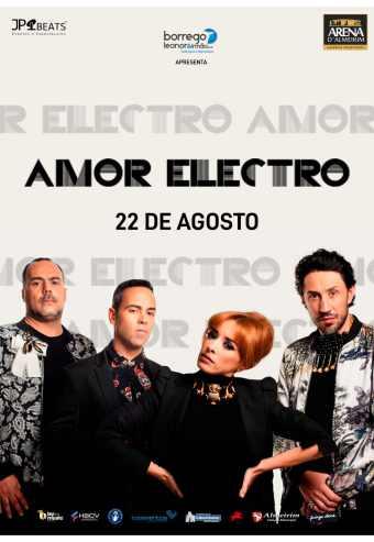 AMOR ELECTRO | ALMEIRIM