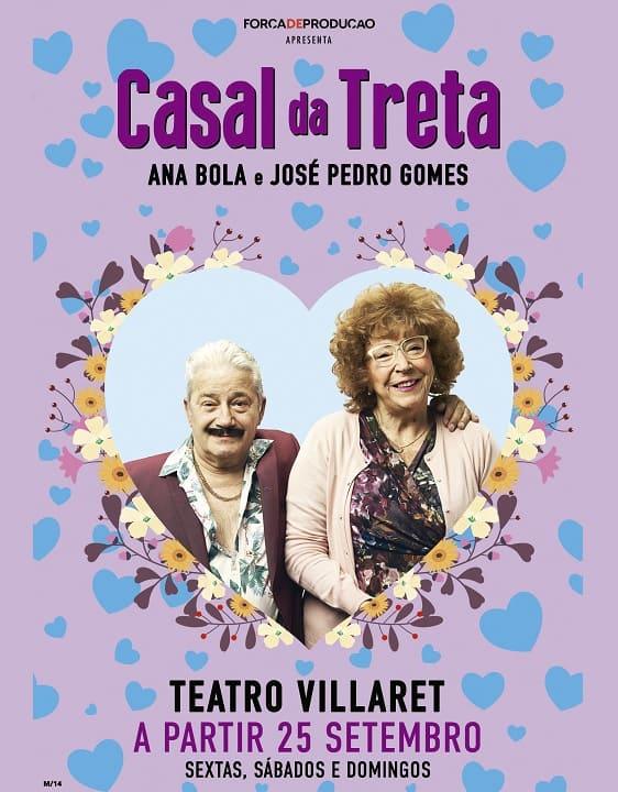 CASAL DA TRETA | TEATRO VILLARET