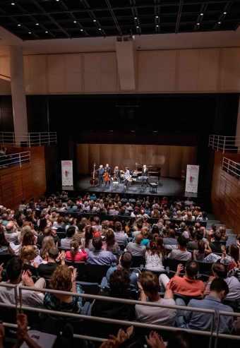 FESTIVAL VERÃO CLÁSSICO – CONCERTO TALENTFEST III | CCB