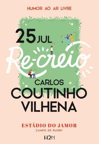 CARLOS COUTINHO VILHENA NO RECREIO   JAMOR