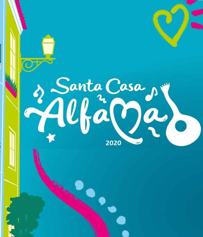 SANTA CASA ALFAMA 2020   LISBOA