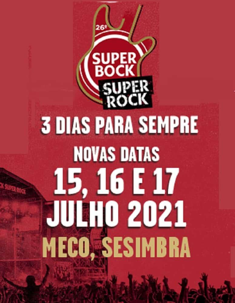 SUPER BOCK SUPER ROCK 2021 | MECO