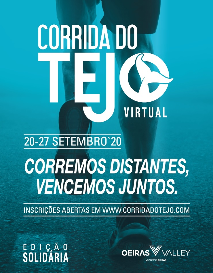 CORRIDA DO TEJO 2020 | OEIRAS