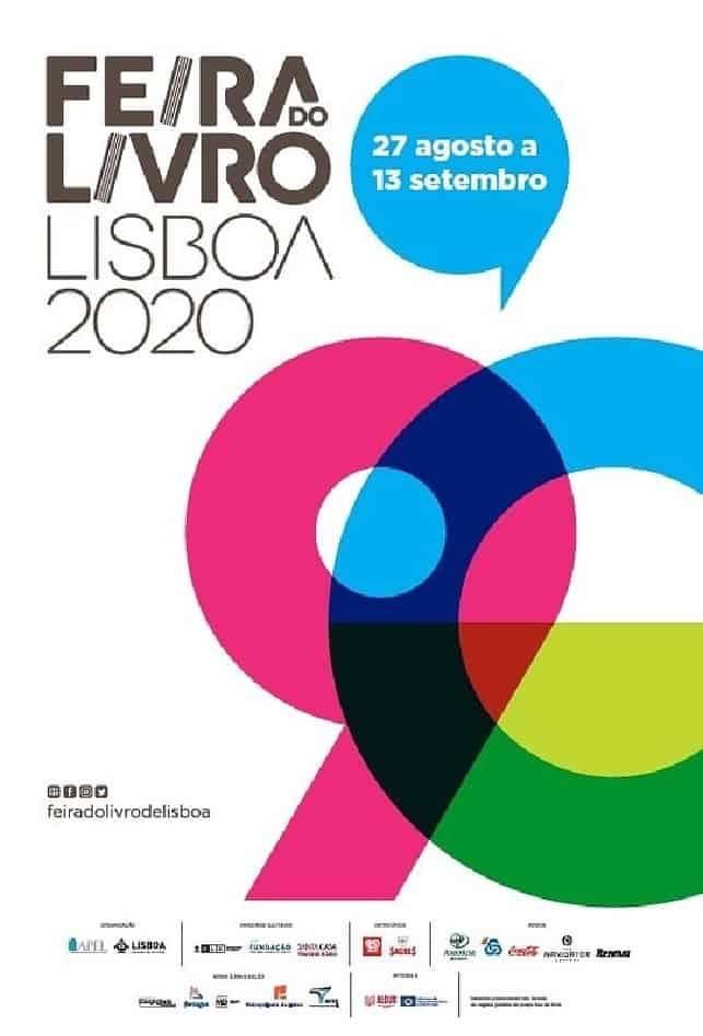 FEIRA DO LIVRO DE LISBOA 2020 | PARQUE EDUARDO VII