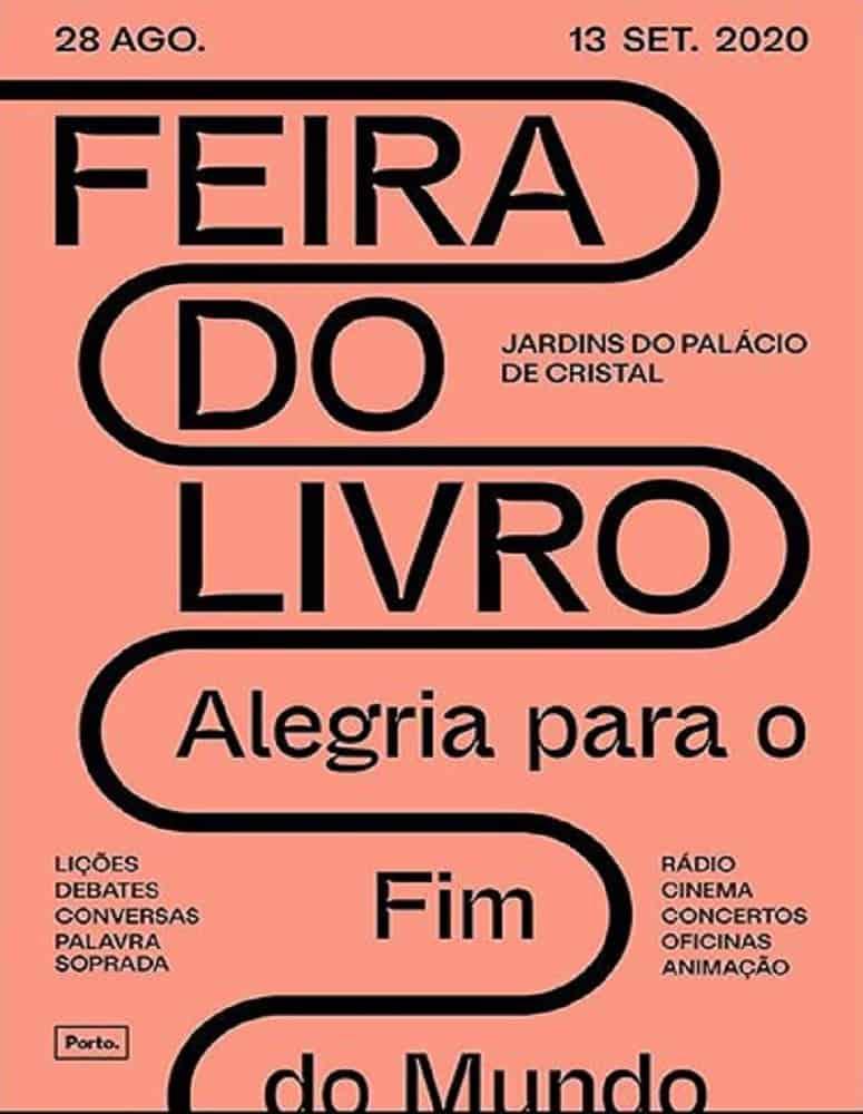 FEIRA DO LIVRO DO PORTO 2020 | 28 AGO a 13 SET