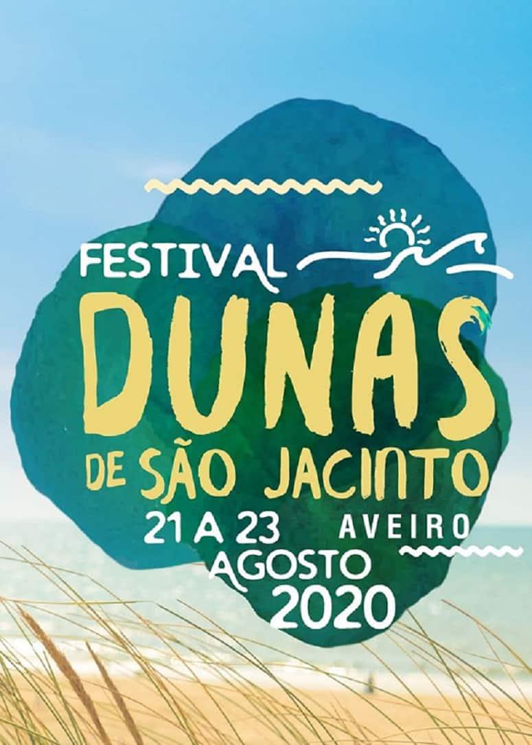 FESTIVAL DUNAS DE SÃO JACINTO 2020   AVEIRO