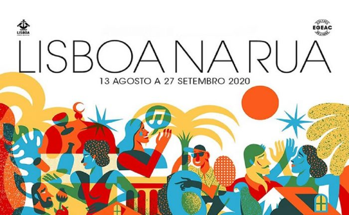 """No âmbito do programa Lisboa na Rua 2020, ver a cidade com """"outros olhos"""" é uma instalação surpreendente que vai ocupar o espaço público durante um mês. Através de uma instalação artística inédita, em estreia nacional, vai a partir do próximo sábado, 29 de agosto e até final de setembro transformar a panorâmica da cidade de Lisboa."""