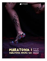 MARATONA I – MARATONA ÓPERA XXI OPERAFEST LISBOA