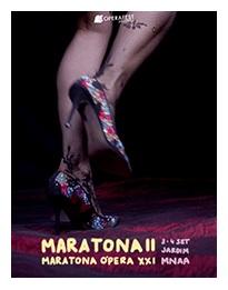 MARATONA II – MARATONA ÓPERA XXI OPERAFEST