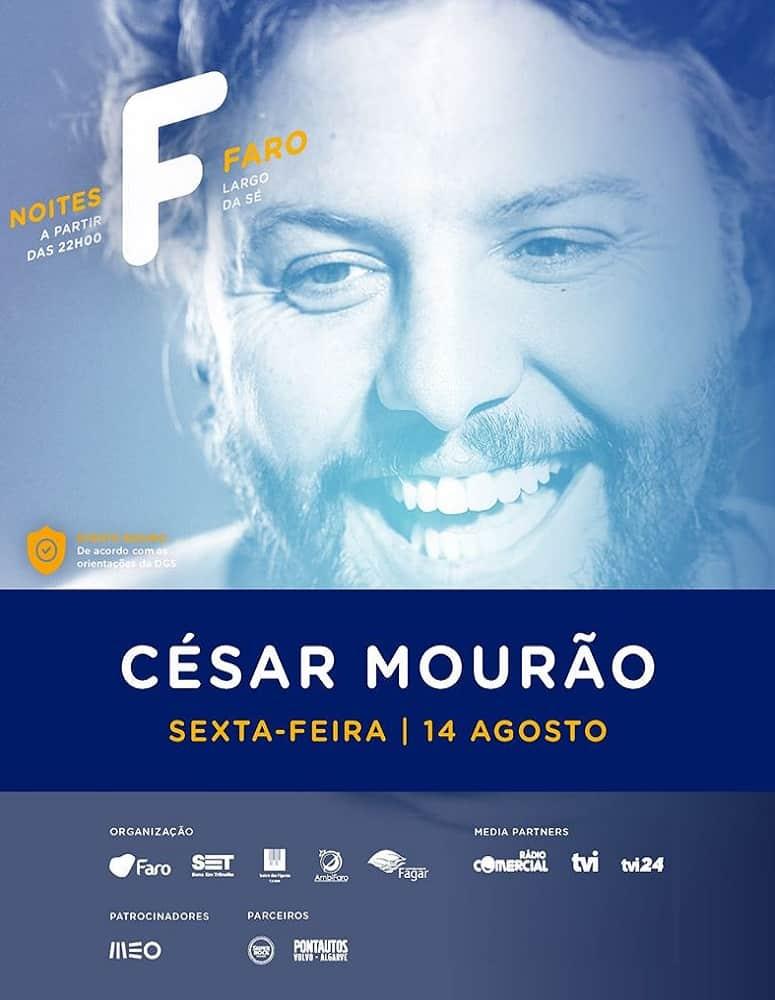 NOITES F – CÉSAR MOURÃO | 14 AGO