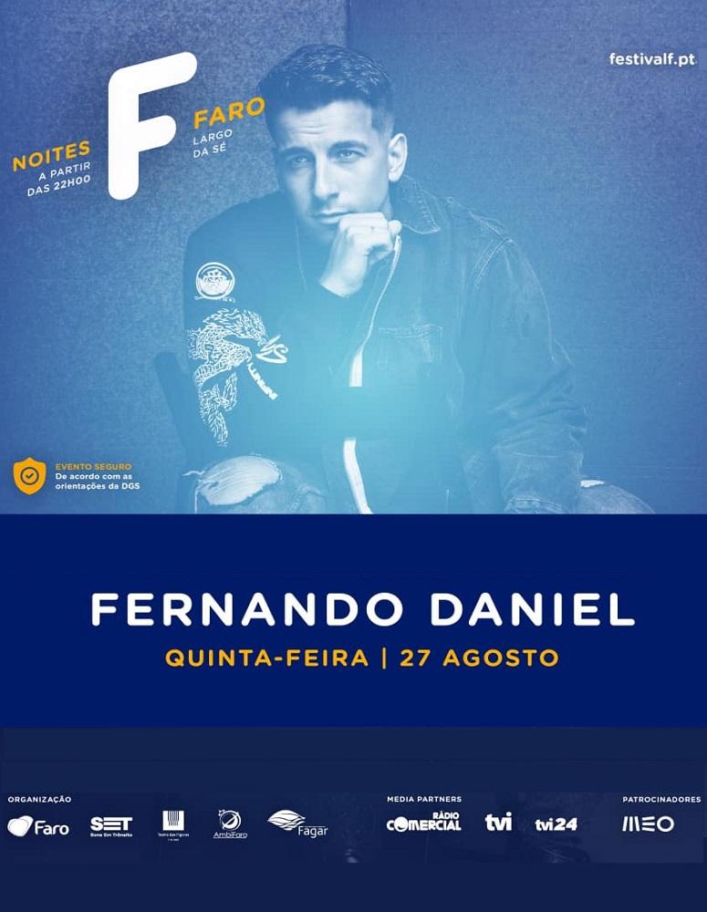 NOITES F – FERNANDO DANIEL | 27 AGO
