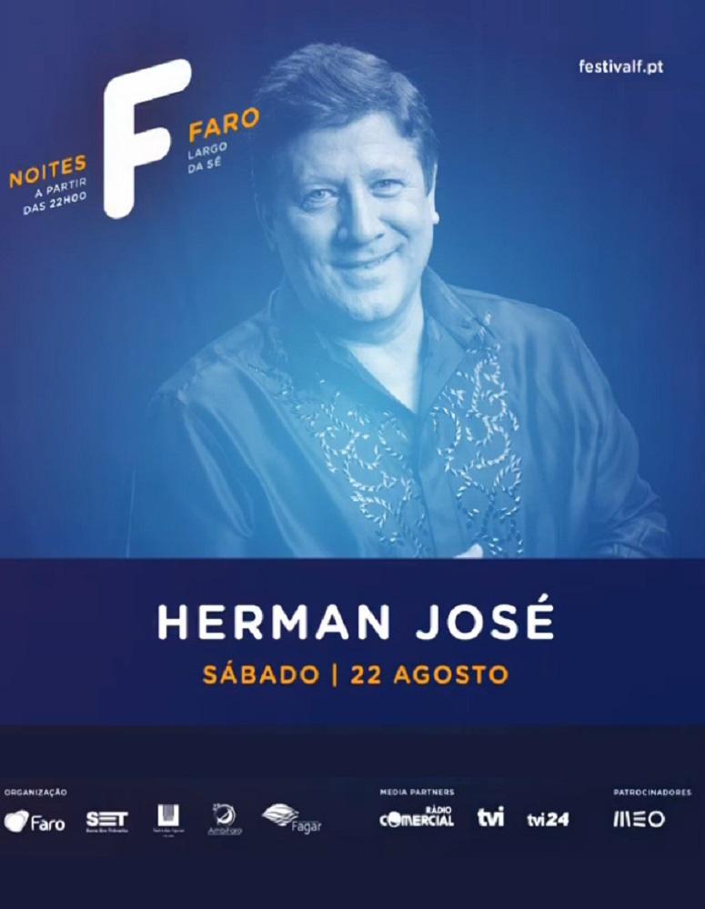 NOITES F – HERMAN JOSÉ | 22 AGO