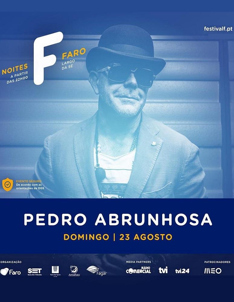 NOITES F -PEDRO ABRUNHOSA | 23 AGO