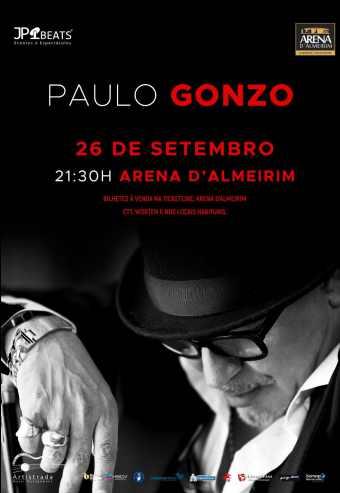 PAULO GONZO | ARENA DE ALMEIRIM