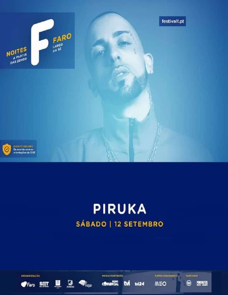 PIRUKA – NOITES F | 12 SET 2020