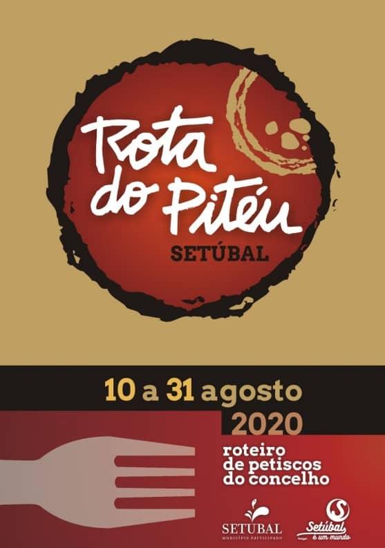 ROTA DO PITÉU EM SETÚBAL DE 10 A 31 AGOSTO