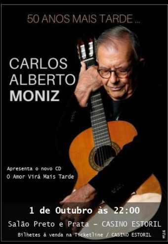 CARLOS ALBERTO MONIZ   50 ANOS DEPOIS ….