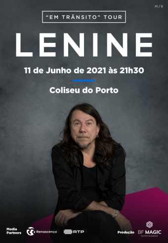LENINE 2021 | COLISEU PORTO AGEAS