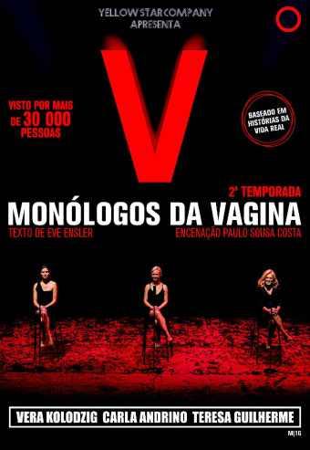 MONÓLOGOS DA VAGINA | ÁGUEDA