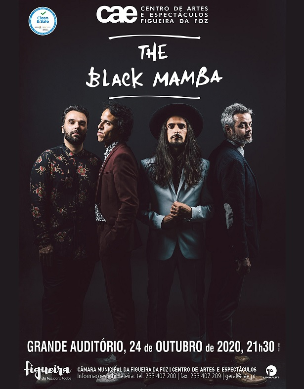 THE BLACK MAMBA | FIGUEIRA DA FOZ
