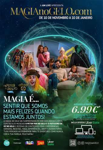 MAGIA NO GELO 2020 | DIGITAL